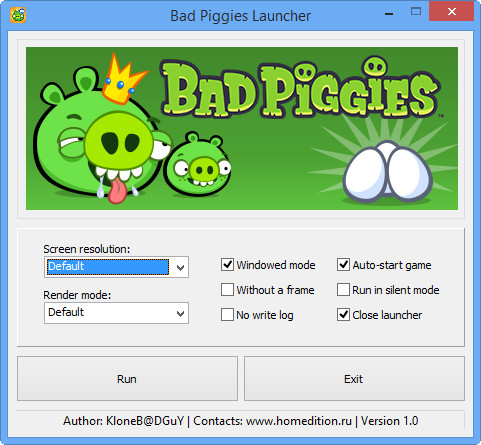 Bad Piggies 1.5 версия на компьютер